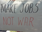 Make Jobs Not War