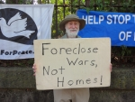 Foreclose Wars Not Homes