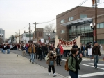 Rutgers walk out 2008