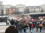 Rutgers walk out 2008